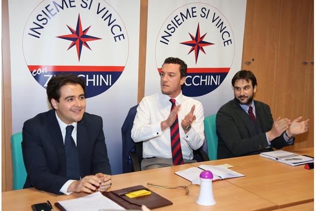 Insieme si Vince espelle il fondatore Andrea Zucchini