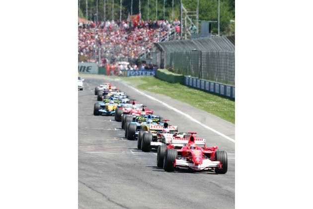 Formula 1, una petizione per l'autodromo di Imola