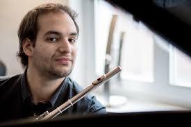 """""""Primo Premio!"""": il flautista Elya Levin per l'Erf"""