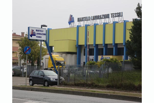 La Martelli è stata venduta a Elleti per 6 milioni e 700 mila euro