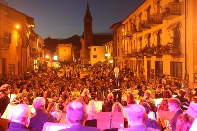 Il concerto Music film Orchestra rinviato al 3 settembre