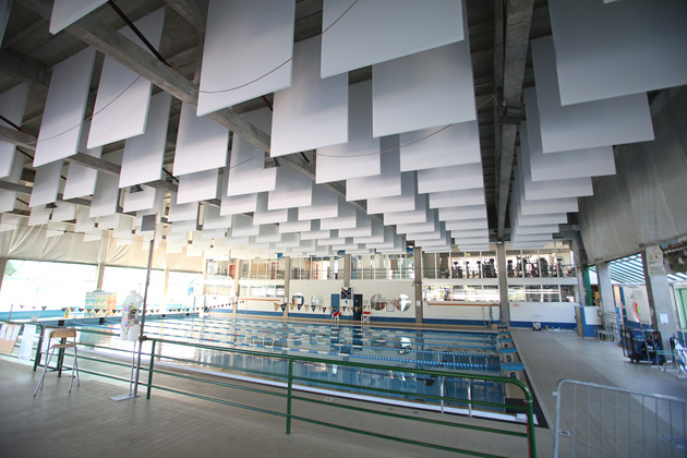La piscina resta a Sogese in attesa del bando