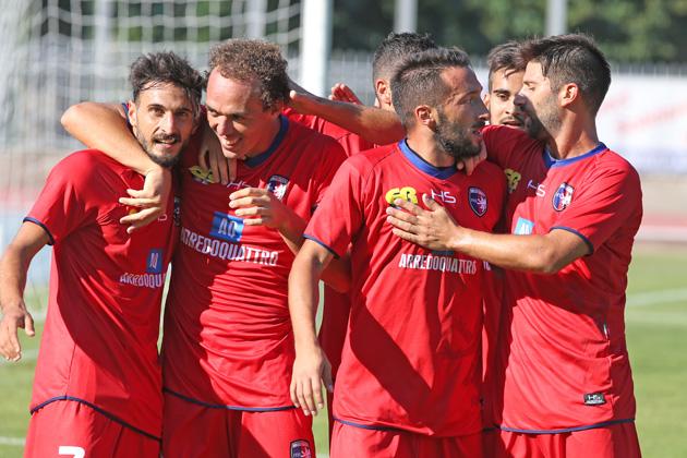 Imolese, 2-0 in Coppa alla Ribelle