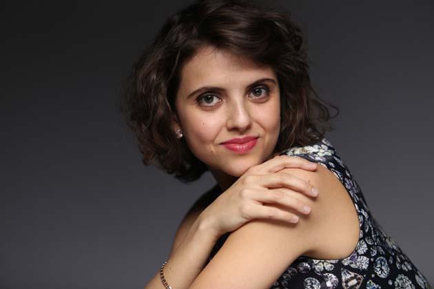 Il pianoforte di Elena Nefedova per l'Erf