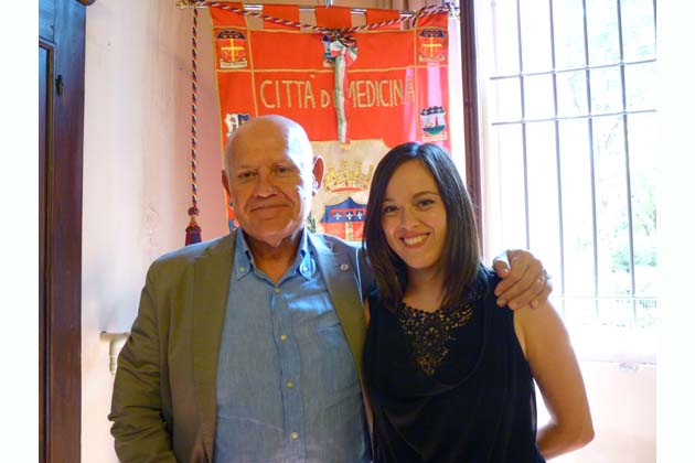Simonini lascia, Valentina Baricordi assessore alla Cultura