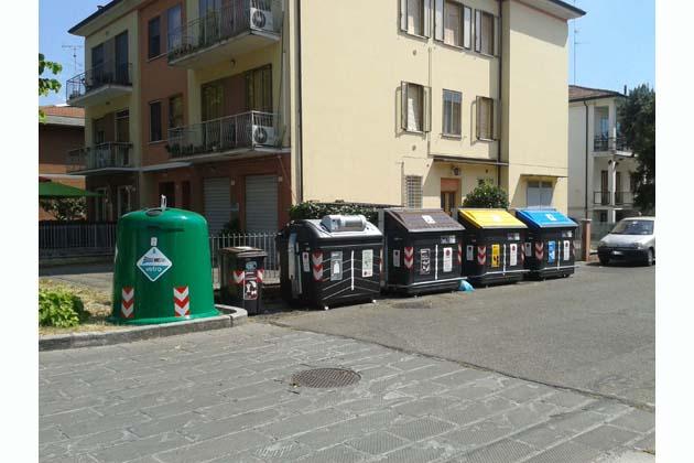 Nuova raccolta rifiuti, in ottobre partono anche Zolino e Marconi