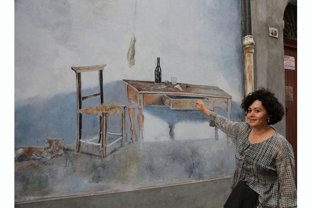 Simonetta Mingazzini, l'avvocato prestato alla cultura