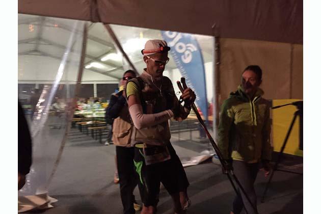 Trail running, Galeati costretto al ritiro, rimangono Marabini e Bernabei