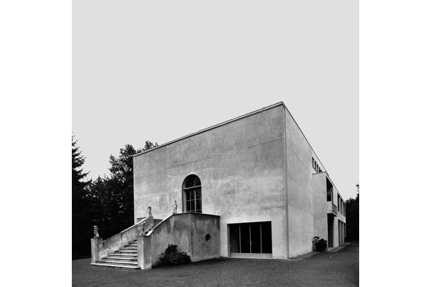 Villa Muggia in un libro e una mostra
