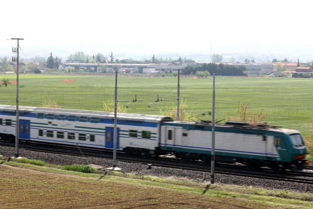 Treni, circolazione sospesa tra Bologna e Castel San Pietro