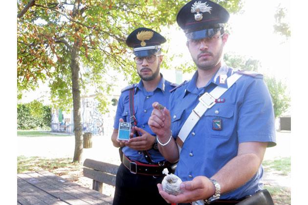 Spacciava nei parchi di Faenza, arrestato ed espulso