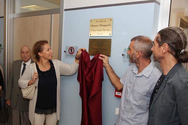 Quasi 13 mila euro all'Oncologia in ricordo di Marina Sangiorgi