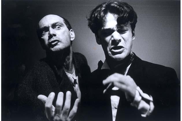 Vetrano e Randisi: la radio a teatro