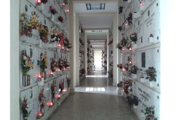Aperture straordinarie dell'ufficio cimiteri del Piratello