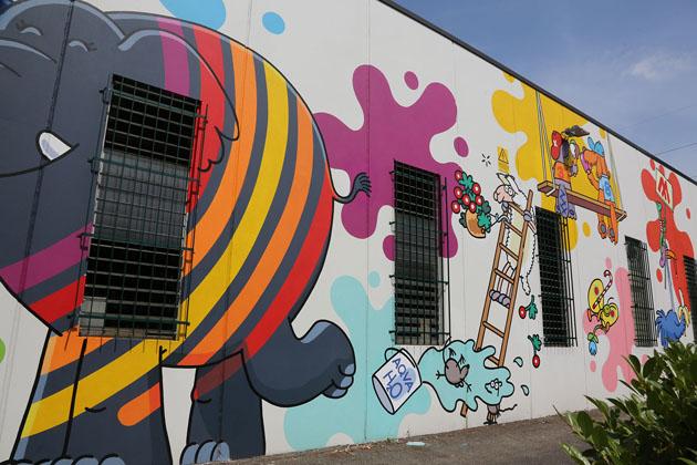 Murales, arte o pubblicità? Lo stabilisce il Regolamento