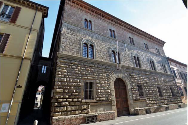 Restauro al via per Palazzo Calderini