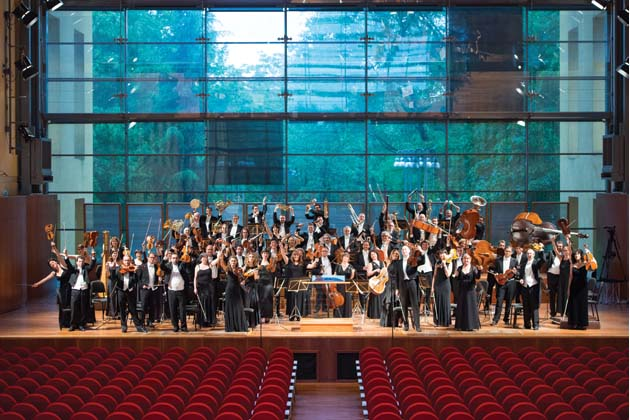 La Filarmonica Toscanini allo Stignani per l'Erf