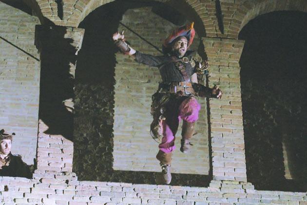Stefano Farolfi, Lucca Comics e strane fialette magiche