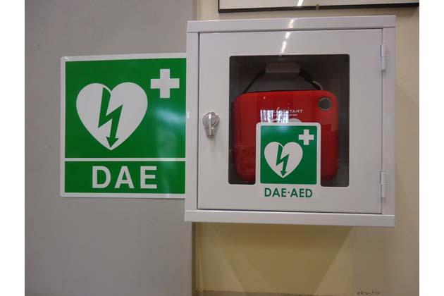 Da gennaio nuova normativa per i defibrillatori