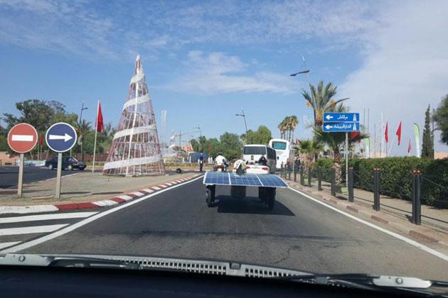 Onda Solare ha vinto la Moroccan Solar Challenge 2016