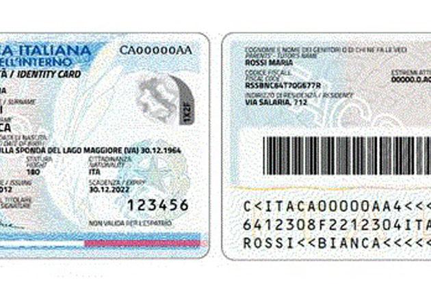Anche a Castello parte la nuova Carta d'identità elettronica