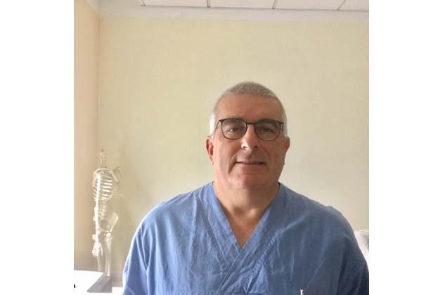 Carlo Impallomeni è il nuovo primario dell'Ortopedia dell'Ausl di Imola