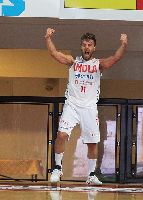 Basket A2, Santo Stefano, santo derby