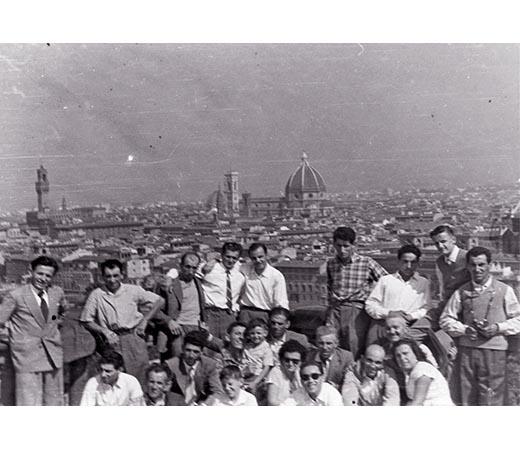 Comunisti imolese a Firenze