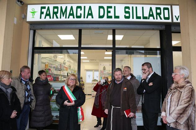 La farmacia si trasferisce a San Martino in Pedriolo, il dispensario resta a Sassoleone