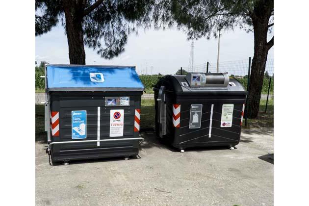 Nuova raccolta rifiuti: vandali e abbandoni, in vallata più controlli