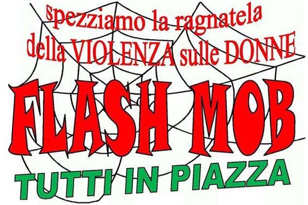 Prove in palestra per il flash mob contro la violenza sulle donne