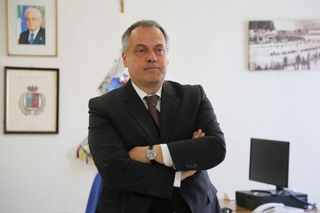 Alessandro Lipperini nuovo dirigente (ad interim) del commissariato