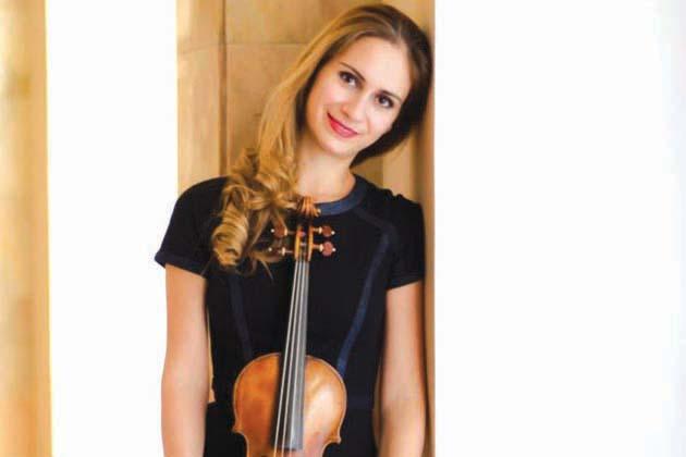 Quattro sonate per violino e pianoforte chiudono l'Erf