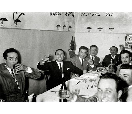 """Cena della Cir da """"Ziò'"""