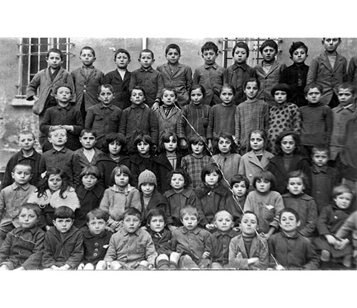 I bisnonni della scuola di Fontanelice