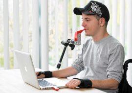 Dalla birra al mouse per tetraplegici, donazione dell'associazione App&Down in favore dell'istituto Montecatone