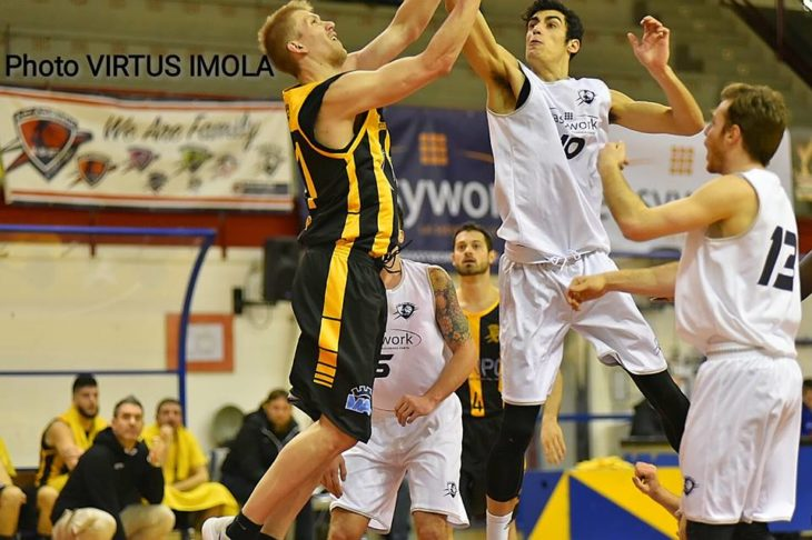 Basket C Gold, Vsv Imola e Flying Ozzano entrambe corsare in trasferta