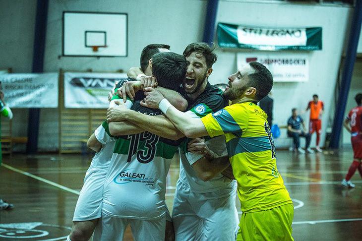 Futsal serie A, Imola-Castello fa la storia battendo i vice campioni d'Italia di Pescara