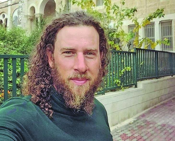 Da Cassino a Gerusalemme, il viaggio dell'ex giocatore della Virtus Imola Mauro Liburdi
