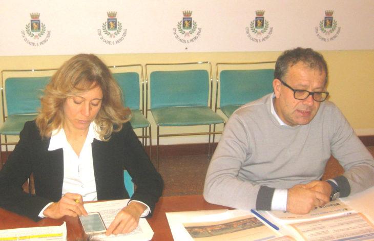 Il sindaco Fausto Tinti racconta il bilancio di previsione: servizi, investimenti e meno debiti – VIDEO
