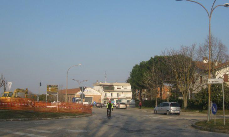 Castello, modifiche alla viabilità su via Torricelli per la realizzazione della nuova rotonda