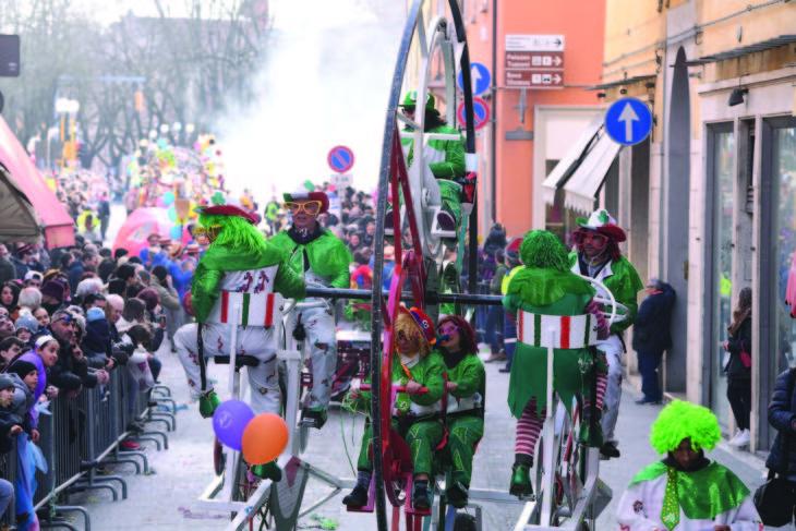 Al Carnevale di Imola ogni Fantaveicolo vale (se si iscrive entro giovedì 1 febbraio)
