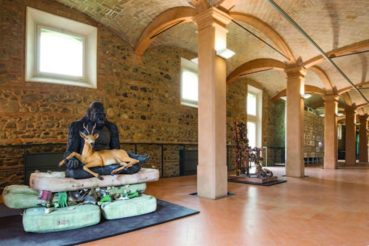 Nasce a Sassuolo il Museo Bertozzi & Casoni dedicato ai due artisti imolesi