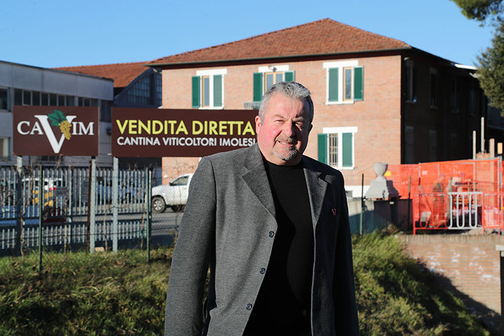 Cavim: «Il 2018 sarà decisivo per il futuro della Cantina». Intervista al nuovo presidente Baldisserri