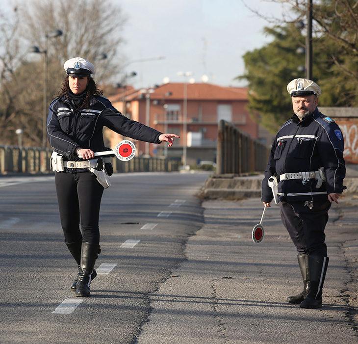 In arrivo nove agenti della municipale per i controlli sulle strade