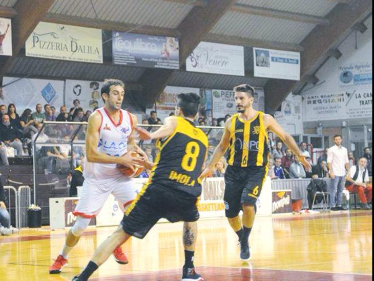 Basket C Gold, i Flying Ozzano trovano due punti nella calza della Befana