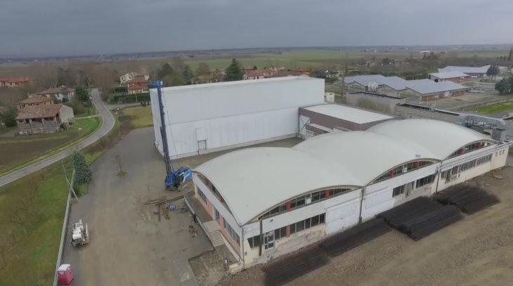 L'azienda bolognese Bio-on, con la nuova sede alla Gaiana, riceve un finanziamento di 8 milioni di euro