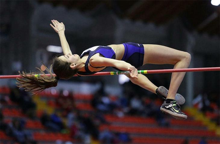 Atletica indoor, nuovo personale e secondo titolo italiano Juniores nel salto in alto per la «Sportiva dell'anno web» Marta Morara