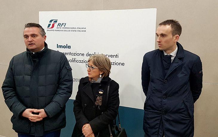 A Imola una stazione ferroviaria rinnovata, più accessibile e sicura grazie all'investimento di Rfi