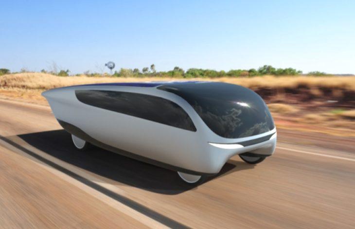 """Mobilità sostenibile, a Castello prende forma """"Emilia 4', la vera auto a energia solare"""